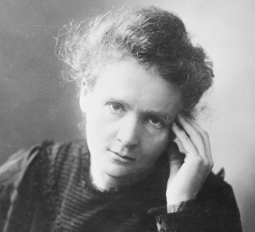 100 dones que van canviar el món. Marie Curie.